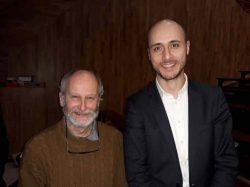 Marc Jedliczka, porte parole de Négawtt et Clément Ramos , à droite, du bureau de conseil Carbone 4 ( Enviscope.com)