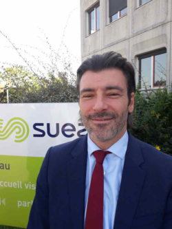 Maximilien Pellegrini , Directeur Délégué Suez Eau ( Enviscope.com