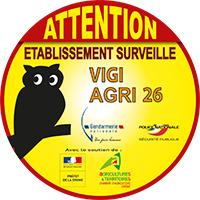 Drôme : de plus en plus d'attaques contre des exploitations agricoles