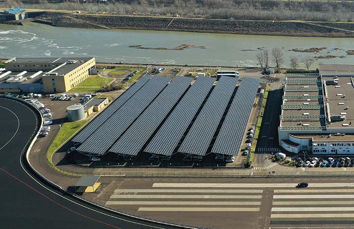 Terre et Lac : forte croissance sur le marché des toitures photovoltaïques