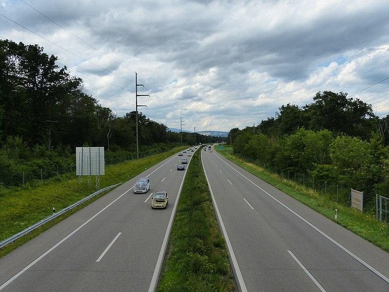 Génève et EELV ne veulent pas d'autoroute dans le Chablais