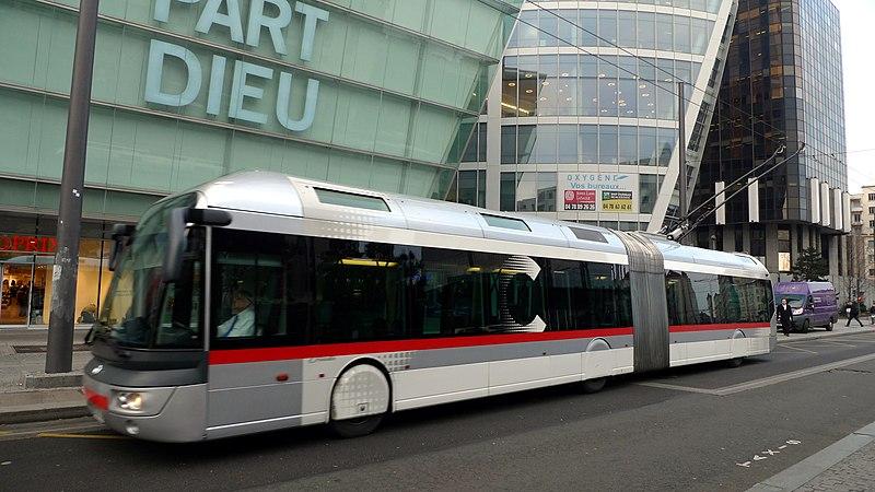 Bus à haut niveau de service Trévoux-Lyon : le Val de Saône plus près du centre de la métropole