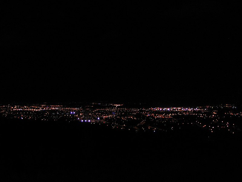 Clermont-Ferrand agit pour réduire la pollution lumineuse
