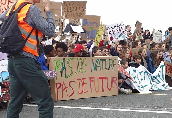 Mobilisations pour le climat et la biodiversitéles 20 et 21 septembre à Lyon