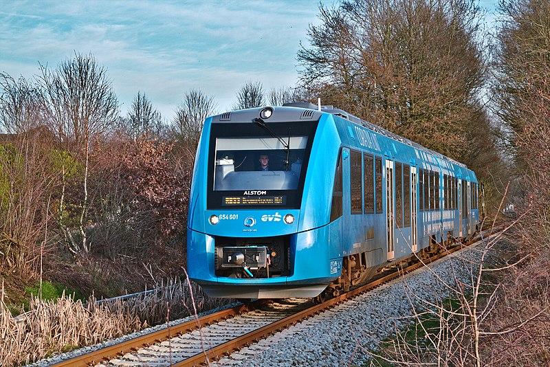 Vers un train à hydrogène entre Auvergne-Rhône-Alpes et le Piémont