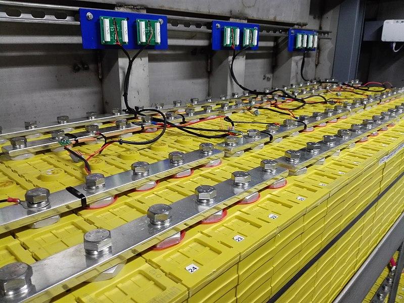 Stockage : EDF veut créer 10 GW de capacité dans le monde
