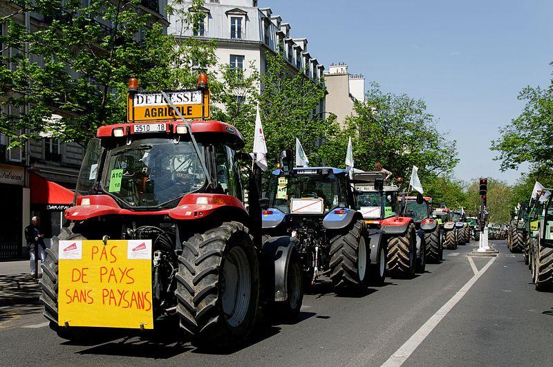 Environnement : les agriculteurs en ont assez d'être pris pour cible
