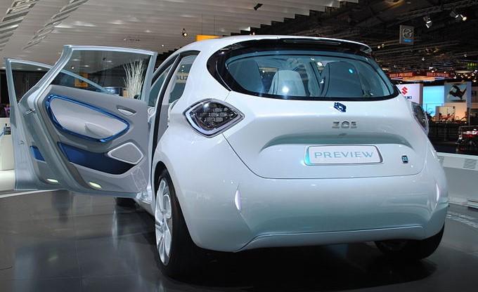 Nette progression estivale du marché du véhicule électrique