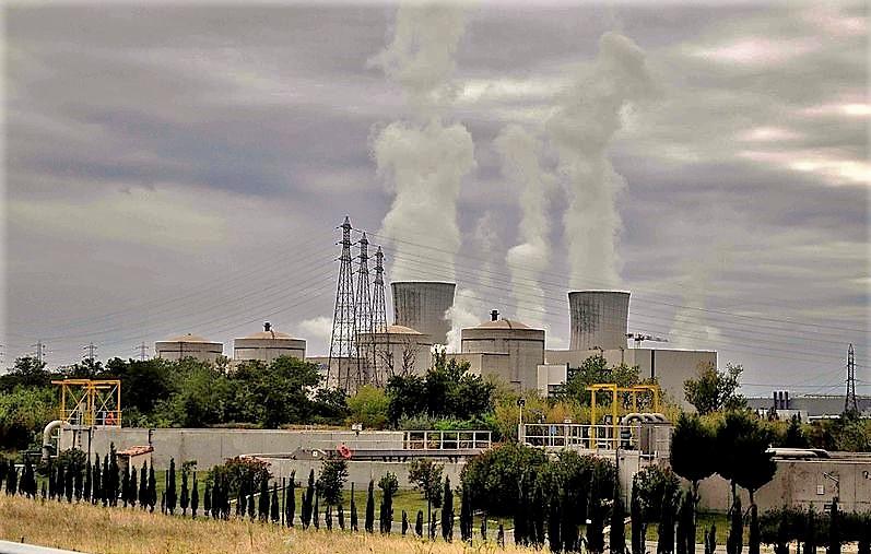 Réacteur nucléaire 1 de Tricastin : première des quatrièmes visites décennales
