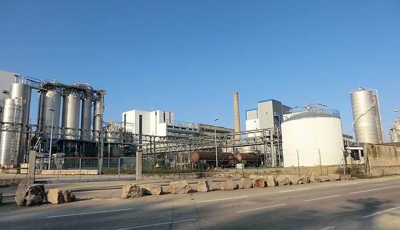 La CGT demande l'arrêt des sites chimiques Seveso