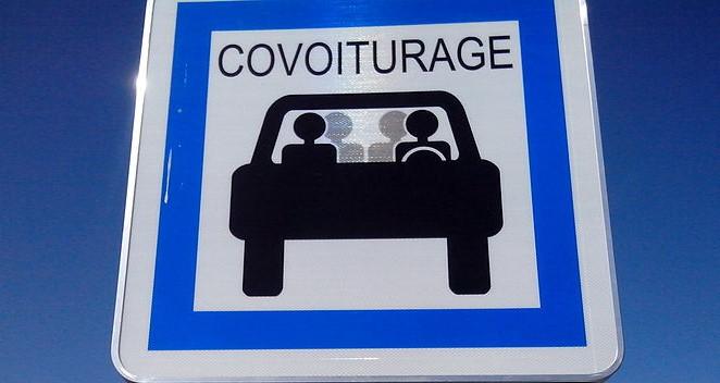 Voie de covoiturage sur autoroute France-Genève : un succès