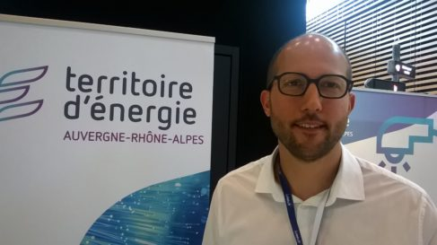 Alexandre Allion, responsable de la communication de TEARA ( Enviscope.com)