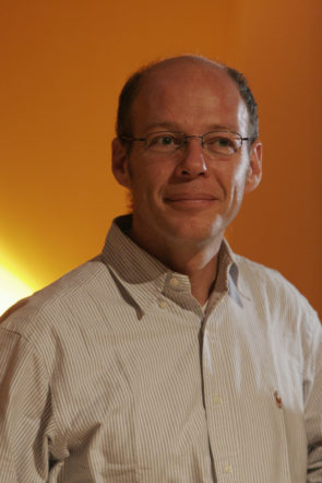 Emmanel Adrel, président du RISPO ( photo E. Adler)