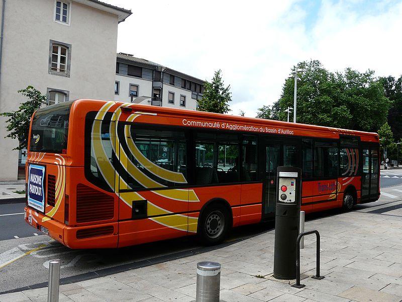 Cantal : l'agglomération d'Aurillac et le Département mutualisent des lignes de cars