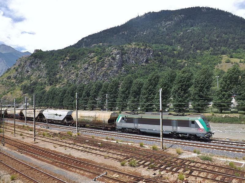 Ligne ferroviaire France-Italie : reprise du trafic aujourd'hui