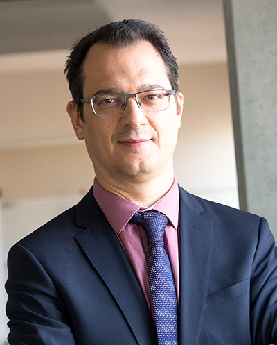 Benoît Duperthuy - Directeur general des services adjoint - Annemasse Agglo - ©Gilles Bertrand
