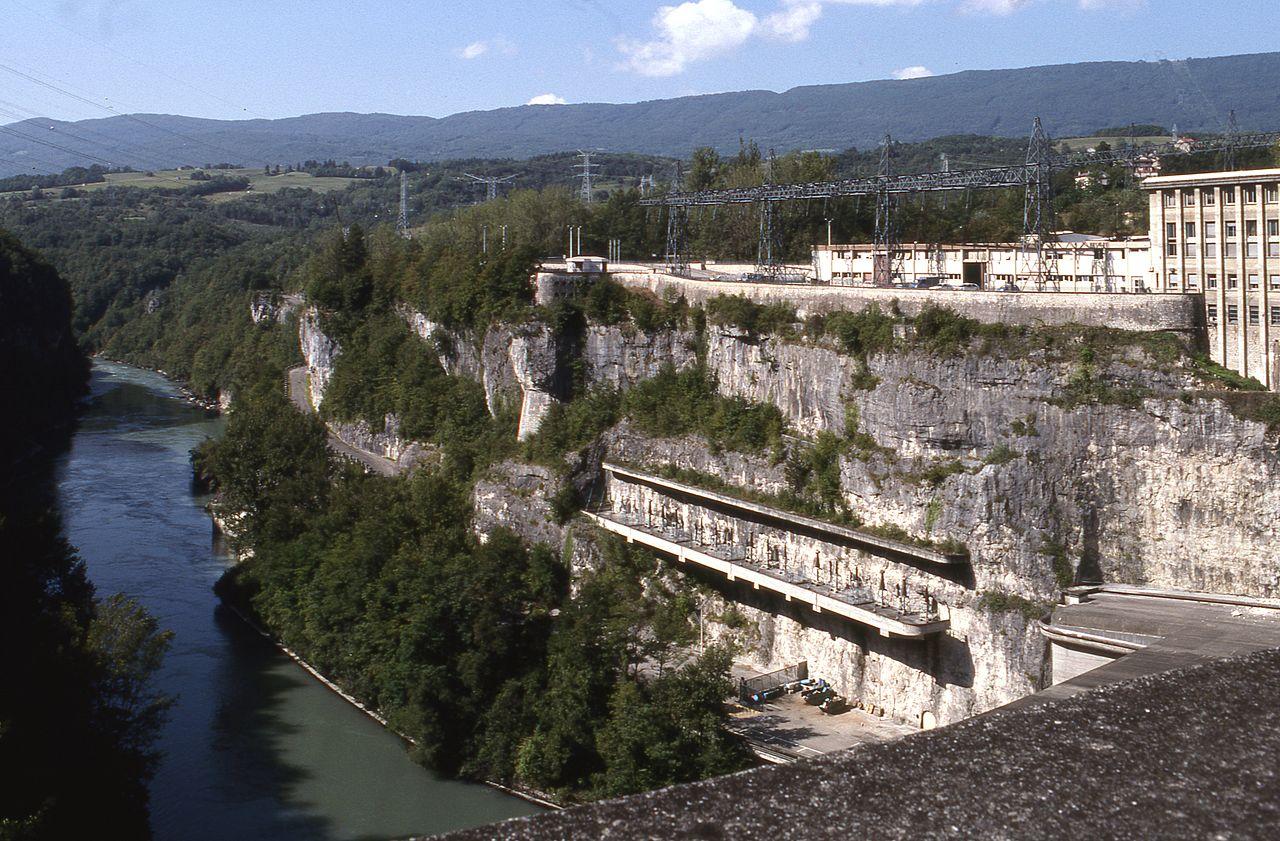 L'arrêt du projet d'hydroliennes fluviales à Génissiat ne plombe pas le développement d'Hydroquest