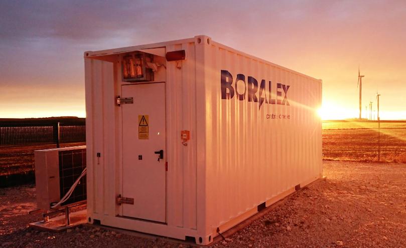 Boralex met en service son premier stockage d'électricité éolienne