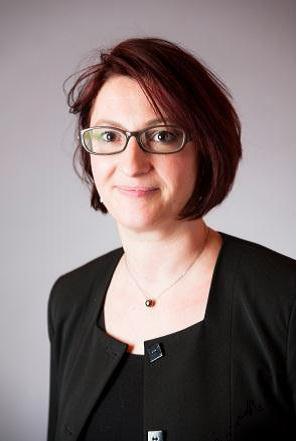 Claire Giry, spécialiste des sciences de la vie ( photo CEA)
