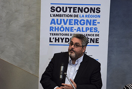 Olivier Bianchi, Président de Clermont Auvergne Métropole - ©Jany Leseur - Enviscope.com