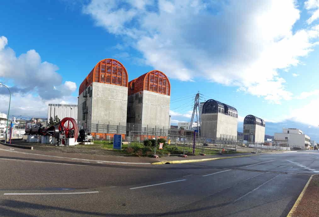 Diesel Centrale de Bugey