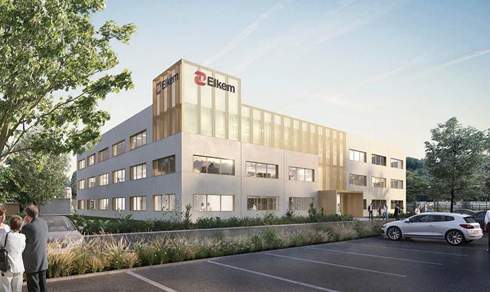 Elkem Silicones lance la construction de son nouveau centre de R&D dans la Vallée de la Chimie