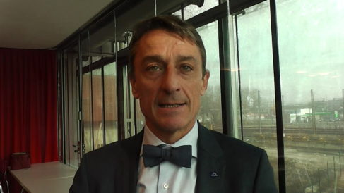 Emmanuel François, président de SBA Smart Building Alliance ( photo Enviscope.com)