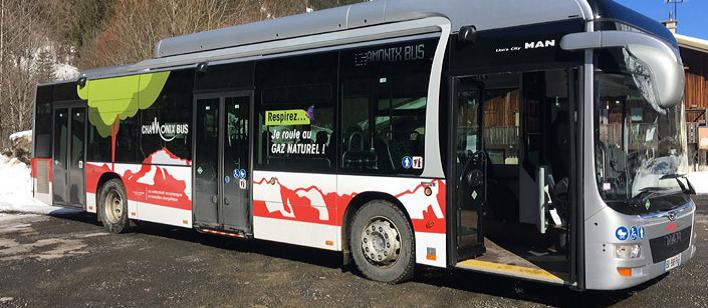 Vallée de Chamonix et Vallée de l'Arve : GRDF accélère le passage au gaz