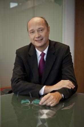 Thierry Trouvé, Directeur général de GTRgaz ( photo GRTgaz)