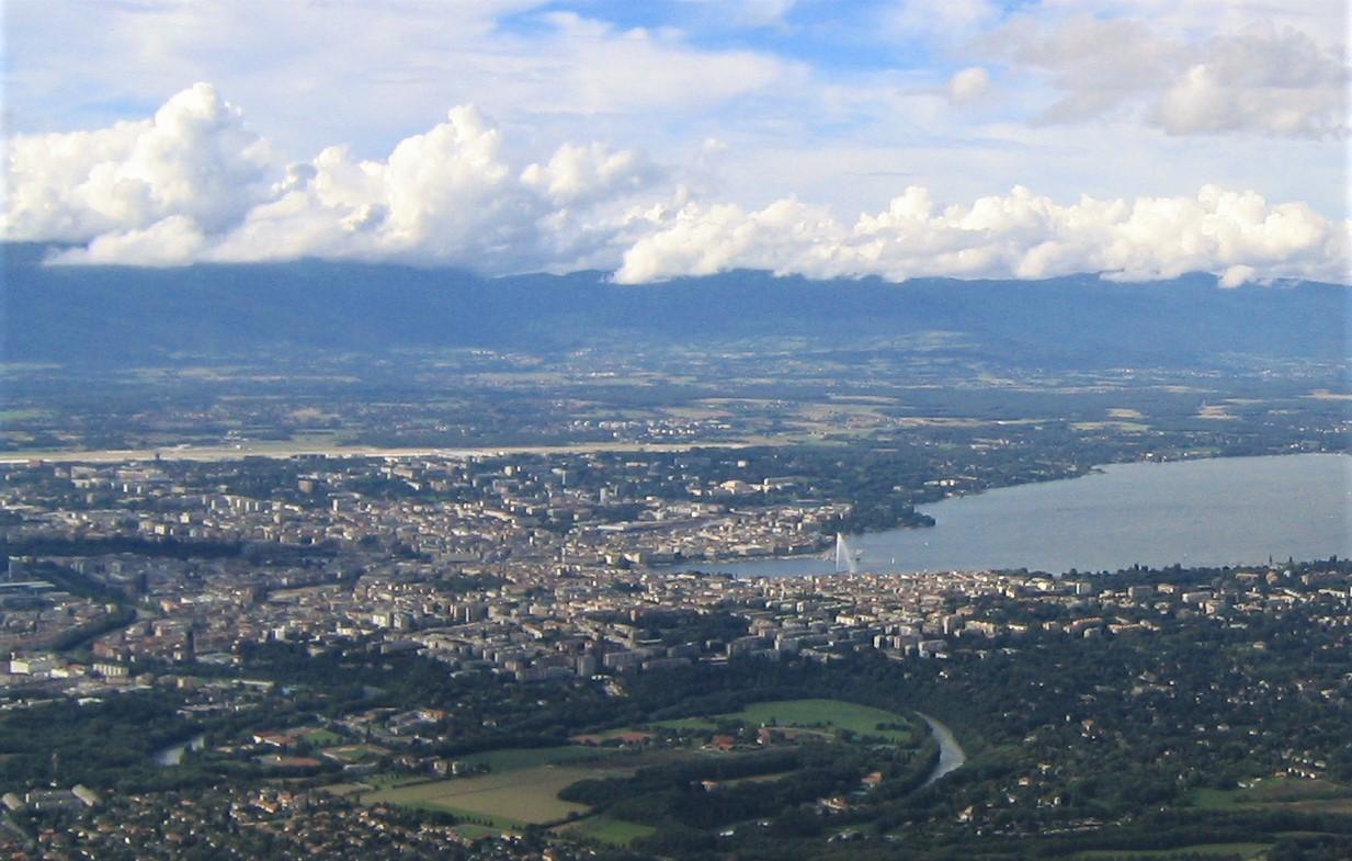 Moins d'avion pour le personnel de l'Université de Genève
