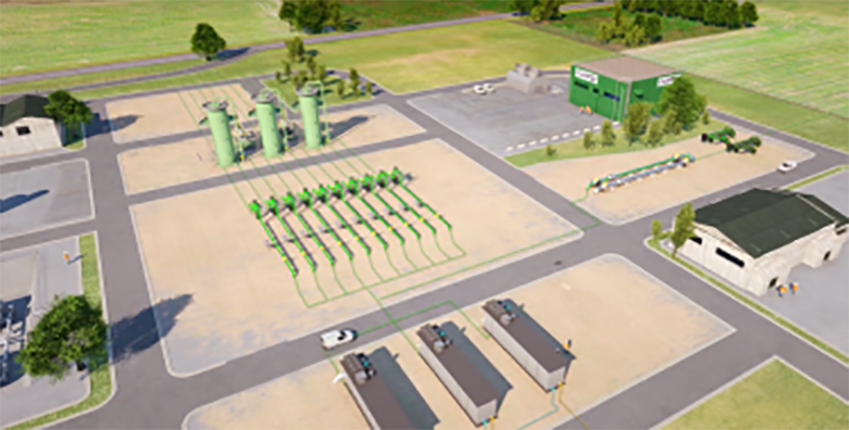 Hydrogène: le stockage souterrain, atout pour le développement de la filière