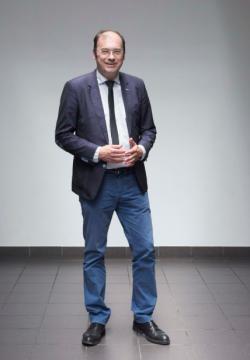 Hervé Reynaud, maire de Saint-Chamond (Loire), président d'EPORA, Établissement public foncier d'État au coeur de la région Auvergne- Rhône-Alpes ©EPORA - Enviscope.com