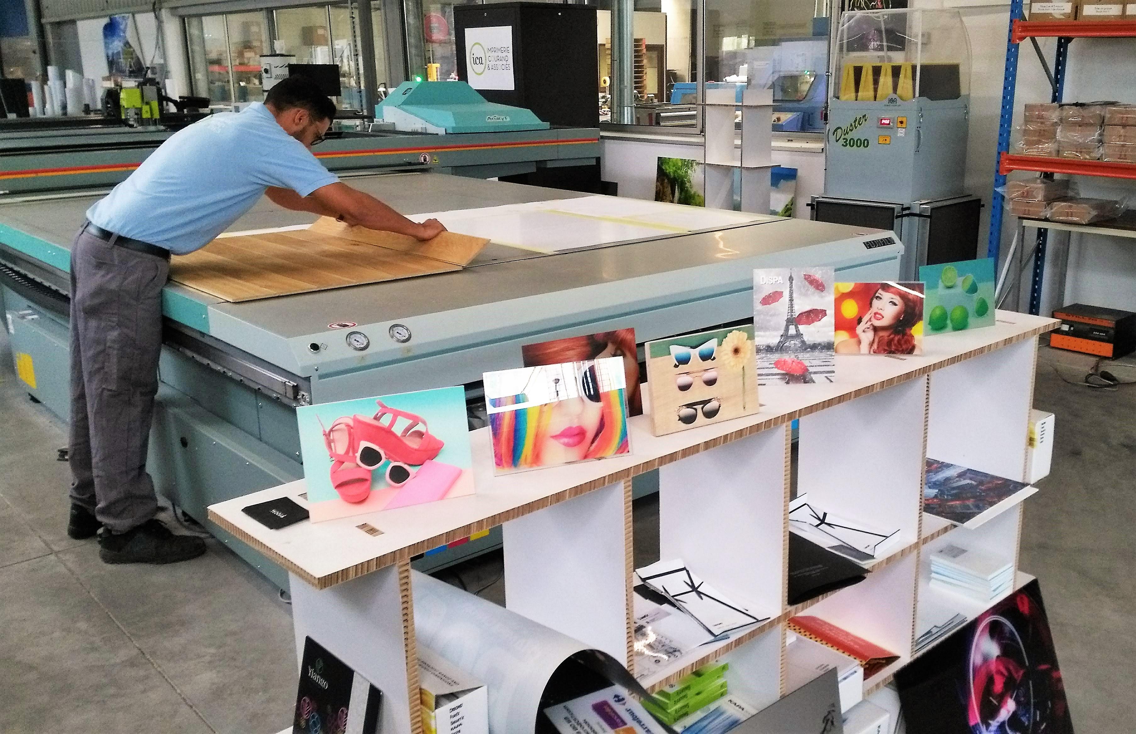 L'imprimerie ICA se démarque par la performance environnementale