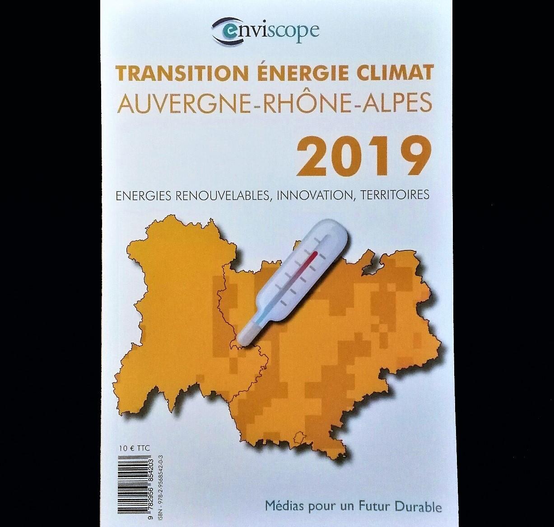 Mardis des ingénieurs : la transition énergétique en Auvergne-Rhône-Alpes et dans la Métropole de Lyon