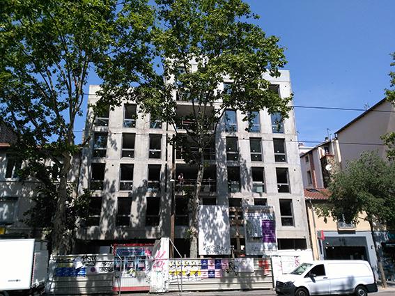 Efficacité énergétique: Grand Lyon Habitat réalise une résidence en démarche E+C-