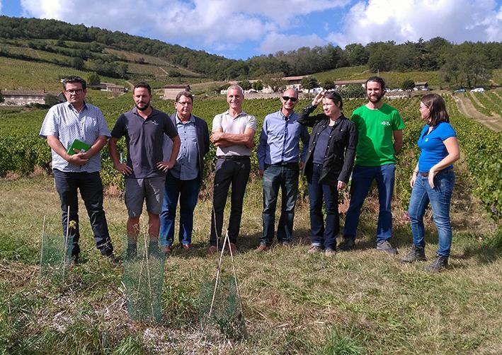 Saône-Beaujolais fait son Marathon de la biodiversité