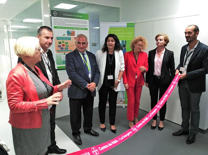 Phytosanitaires: Bayer inaugure un laboratoire ouvert dans une optique de transparence