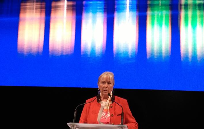 Elisabeth Ayrault (CNR) : La planète ira bien mieux quand les hommes auront disparu !