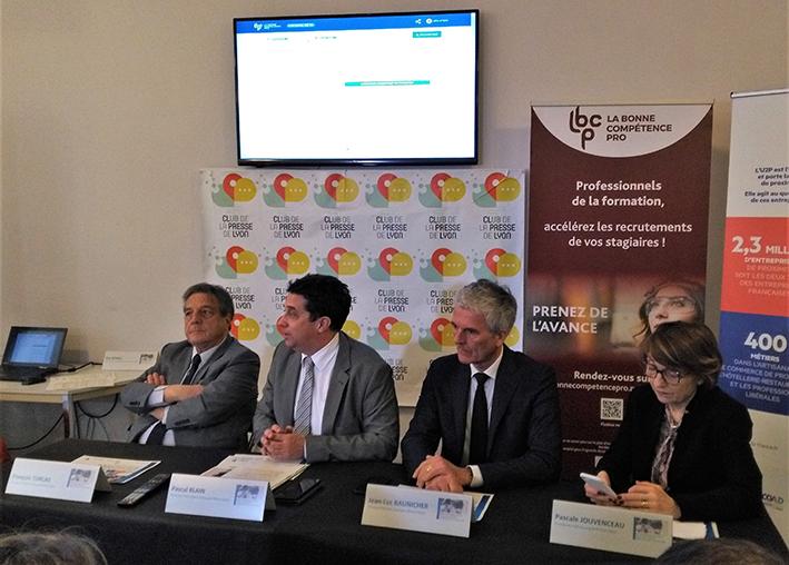 Emploi : une appli pour accélérer les recrutements en Auvergne-Rhône-Alpes