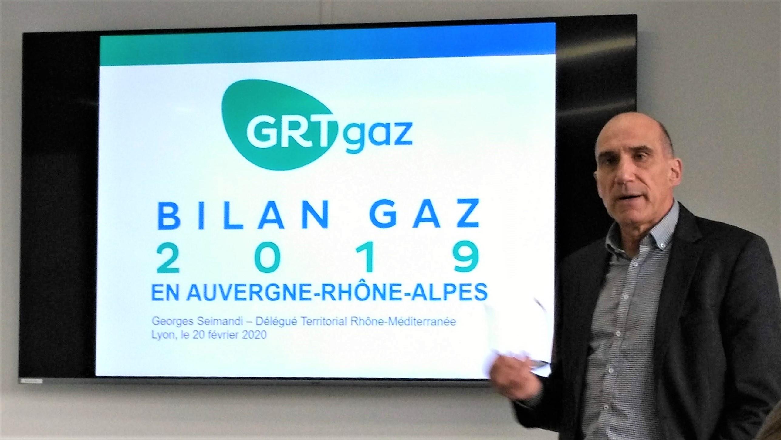 Gaz : consommation régionale stable et soutien à la production d'électricité
