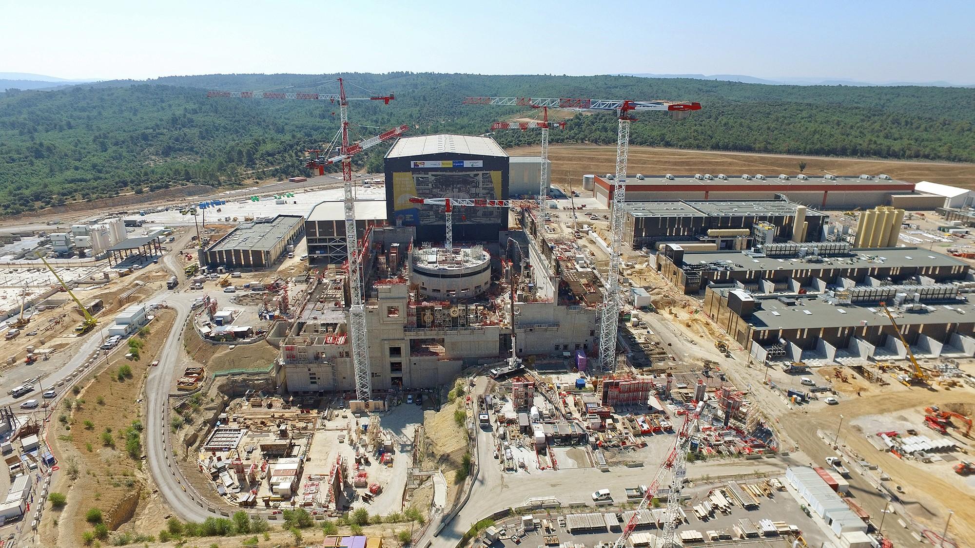 Iter : un premier plasma en 2025 ?