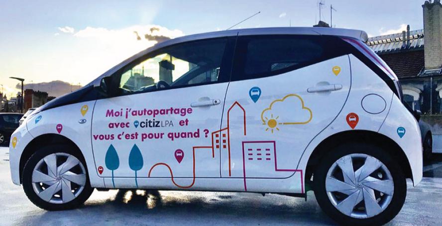 L'autopartage bien vu par les Lyonnais