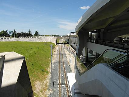 Noeud Ferroviaire Lyonnais : pour le Ceser, la solution c'est le contournement