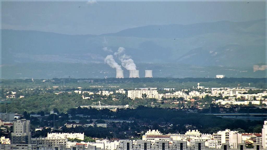 Centrale nucléaire de Bugey : jusqu'à 6 millions de personnes touchées en cas d'accident