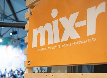 Lancement de Mix-R le 8 octobre 2018 à Lyon - ©Mix-R - Enviscope.com