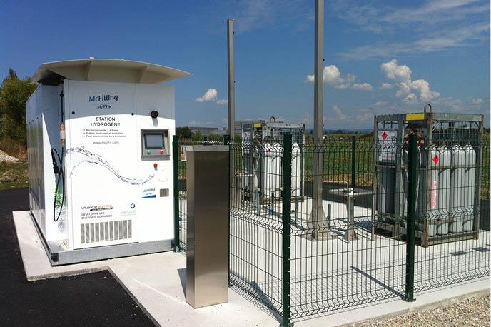Hydrogène: McPhy confirme son passage à l'échelle industrielle
