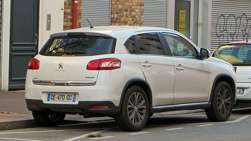 Voitures : les SUV deuxième cause de l'augmentation des émissions de CO2