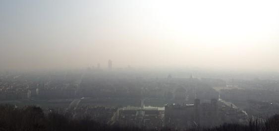 Métropole de Lyon : objectif moins 43 % d'émissions de gaz à effet de serre en 2030