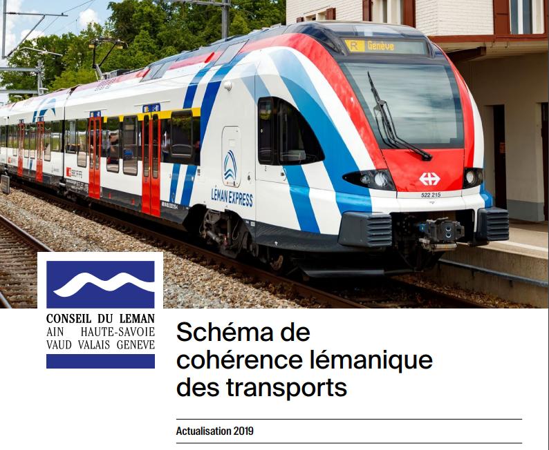 Le Schéma de cohérence lémanique des transports mis à jour