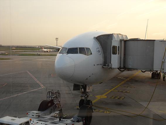 Aéroport de Paris. ©B. Mortgat